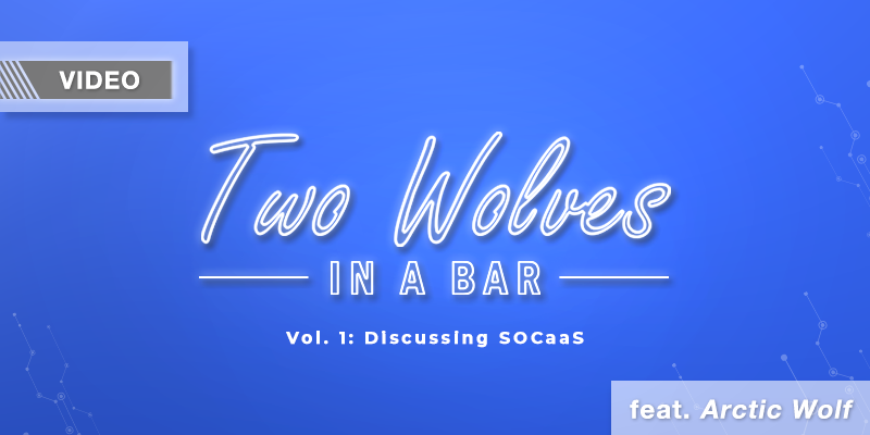 Two Wolves In a Bar - Vol.1 Image